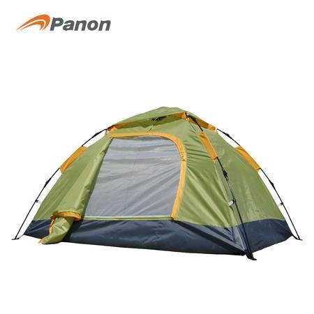 攀能 双人全自动免搭建防水牛津布野营帐篷(PN-2240 )包邮