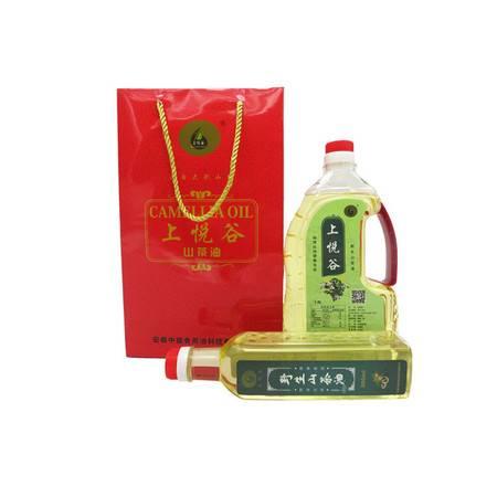 中盛食用油  上悦谷茶油礼盒装