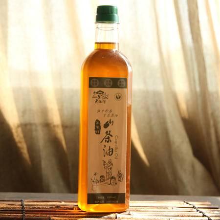 江西安福南乡茶油
