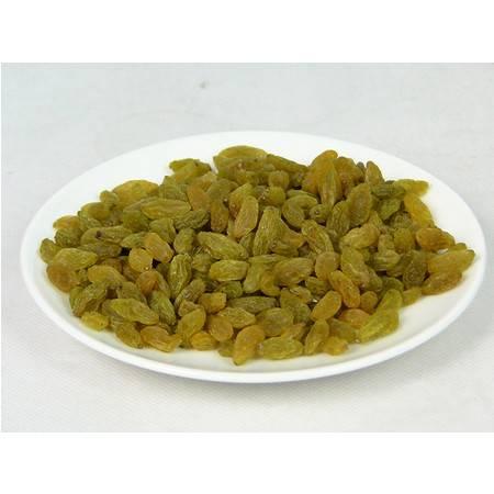 丝路语果  吐鲁番地方馆 绿无核葡萄干