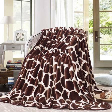 奥拉芙 费丽妮法莱绒毯 OL—BF01 100%聚酯纤维 轻柔保暖
