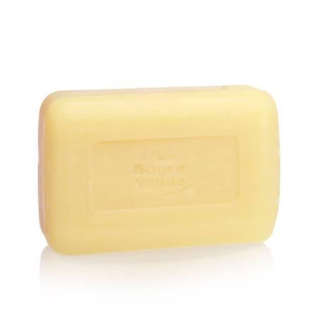柔舒然Douce Nature 法国原装进口马鞭草精油洁面沐浴手工皂清爽去油100g