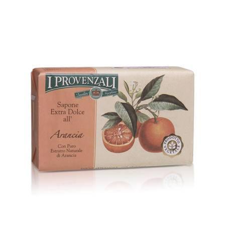爱普罗雅丽I PROVENZALI 意大利进口 香甜水果美容皂(甜橙)150g