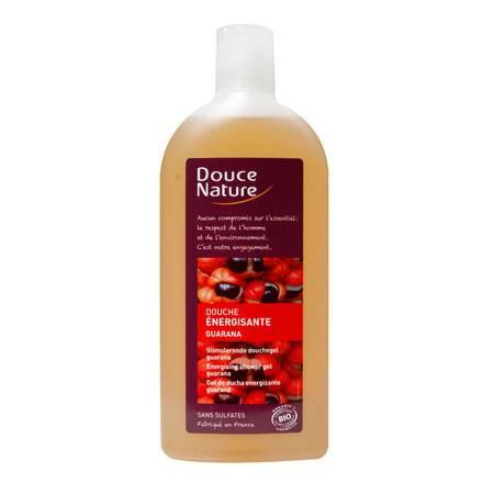 柔舒然Douce Nature 法国绿茶香柠檬舒缓滋润美肌沐浴乳沐浴露300ml 水果