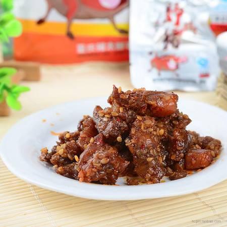 重庆忠县特产生态野猪肉干猪太郎肉制胸脯卤味零食五香100g老字号