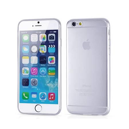 艾米娅 苹果iphone6手机壳 0.3mm全透明TPU超薄 手机套