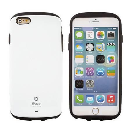 iface跑车4代苹果iphone6 plus 5.5寸防摔手机壳硅胶