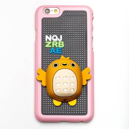 苹果6s防摔手机壳6plus手机套日韩简约硅胶保护套新款卡通硬壳潮女4.7 5.5