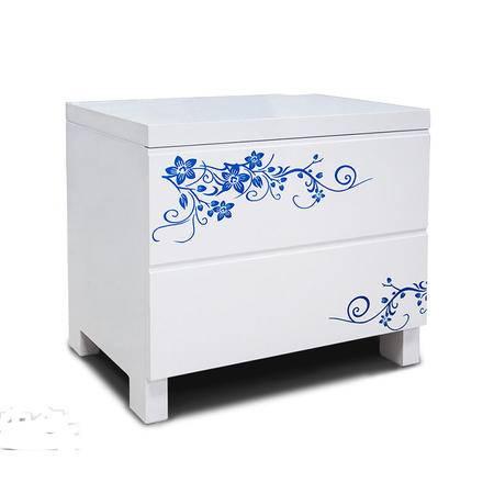 艾米娅 家用床头柜式保险柜办公保险柜家用保险箱保管箱全钢