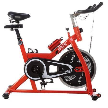 艾米娅 室内健身车 家用动感单车 商务运动自行车 皮带静音