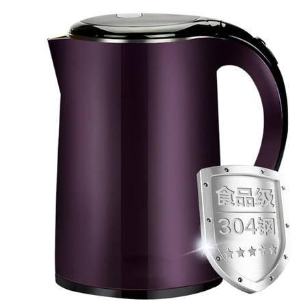 艾米娅 SWF17C05B电热水壶304不锈钢保温电水壶烧水壶