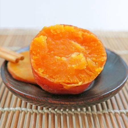 珍瑶 10月现挖新鲜红皮红心红薯番薯甜面粉糯黄心山芋地瓜5斤