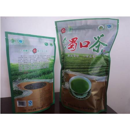 江西吉安井冈山泰和蜀口清香绿茶-江西老表自已的茶叶