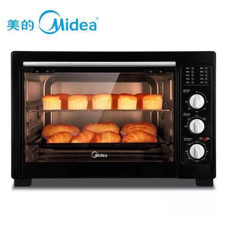 【江西农商】【可卖全国】美的(Midea) MG38CB-AA 电烤箱【四平电器旗舰店】