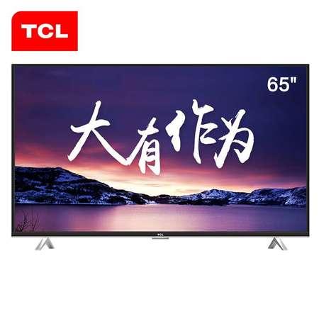 【江西农商】【可卖全国】TCL D65F351 65英寸 安卓智能 液晶电视机【四平电器旗舰店】