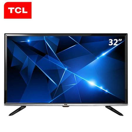 【江西农商】【可卖全国】TCL D32E161 32英寸 网络LED液晶电视机【四平电器旗舰店】