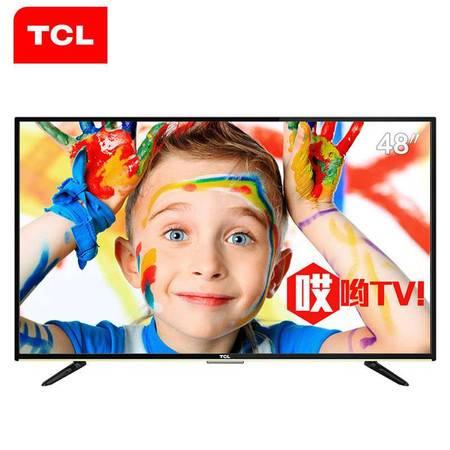 【江西农商】【可卖全国】TCL D48A710 48英寸安卓智能 液晶电视机【四平电器旗舰店】