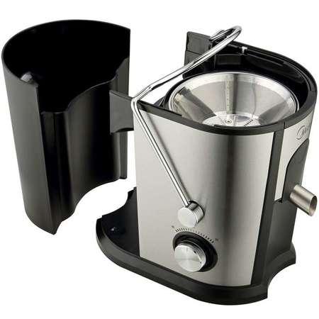 【江西农商】【可卖全国】美的(Midea)WJE4001D 不锈钢专业榨汁机果汁机【四平电器旗舰店】