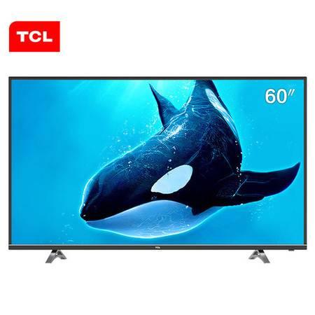【江西农商】【可卖全国】TCL D60A620U 60英寸 安卓智能液晶平板电视机【四平电器旗舰店】