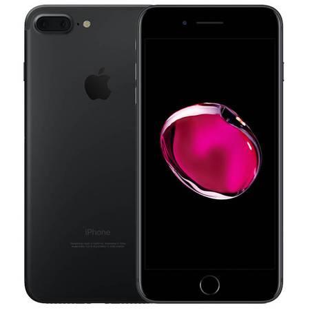 【江西农商】Apple iPhone 7 Plus 128G 黑色 全网通手机【四平电器旗舰店】