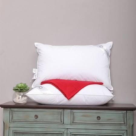 Downia羽绒枕头 90%鸭绒羽绒枕头枕芯洲际五星级酒店颈椎枕 正品