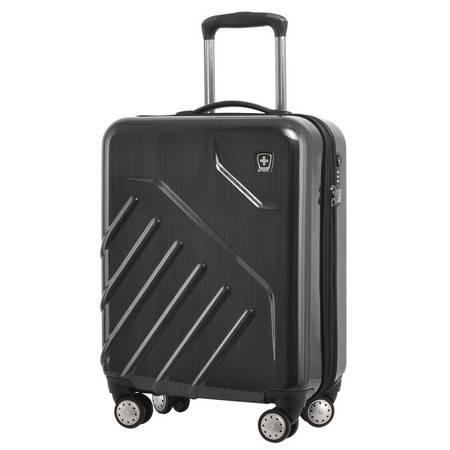 瑞士瑞动 箱包 (SWISSMOBILITY) 高端黑标精英商务时尚休闲旅行箱MT-5551-02T