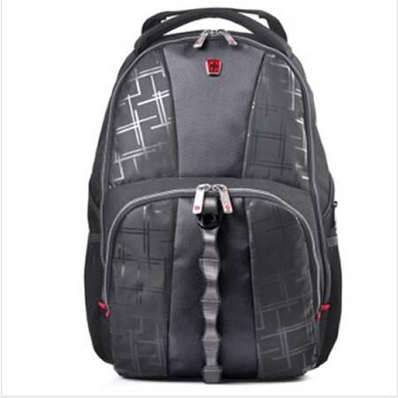 瑞士瑞动 (SWISSMOBILITY) 多功能双肩旅行背包MT-5389-02T00 黑色