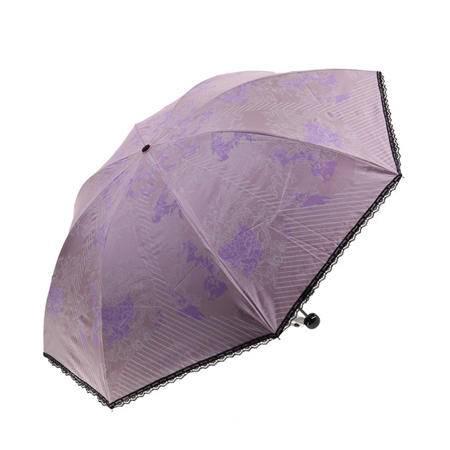 天堂伞33156E热带雨林 烤漆钢伞杆太阳伞防紫外线雨伞