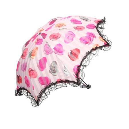 天堂伞33128E玫瑰盛典   雨伞 防晒伞 防紫外线 颜色随机