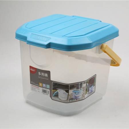 健安 2831 塑料 钓鱼桶 多用桶 洗车桶 带提手 可站人 2831