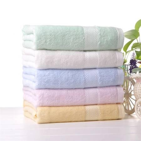 ZY001竹纤维浴巾