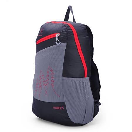 【仅限新乡地区销售】杉木山装蜂鸟折叠背包B0083