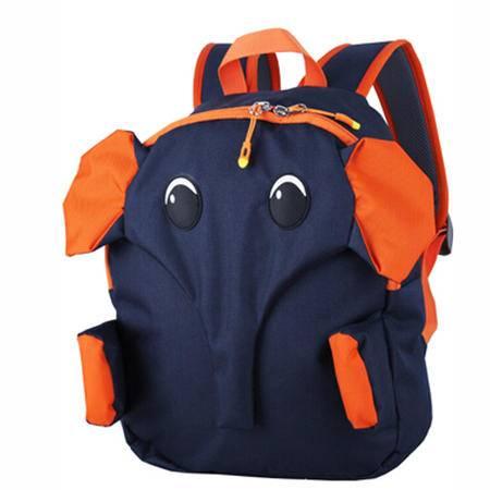 【仅限新乡地区销售】杉木山装大象儿童背包B0138