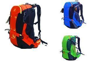 【仅限新乡地区销售】杉木山装琥珀户外休闲背包B0070