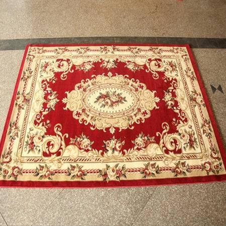 【仅限新乡地区销售】威尔顿欧陆茶几毯1.6m*2.3m 欧式客厅茶几卧室床边书房满铺地毯