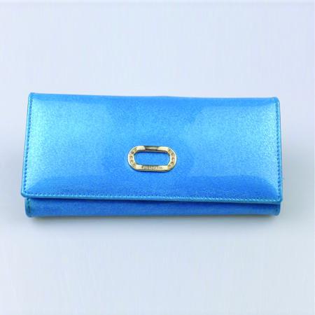 女士长款钱包 F8077女长款钱夹韩版手包多功能女式皮夹潮