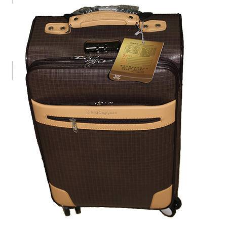 【仅限新乡地区销售】盛帝王冠 旅行箱22寸  万向轮拉杆箱行李箱旅行箱登机箱包