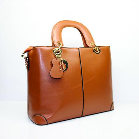 皇家保罗女包8025  秋冬款精致潮流欧美时尚定型女包方包女士单肩斜挎包手提包