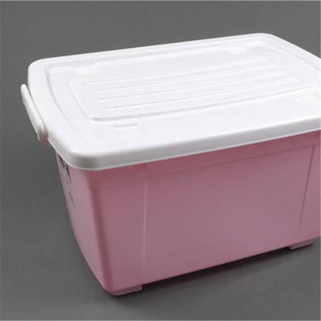 【仅限新乡地区销售】禧天龙 收纳箱 6075 58L  衣服收纳箱塑料储物箱收纳盒儿童玩具整理箱
