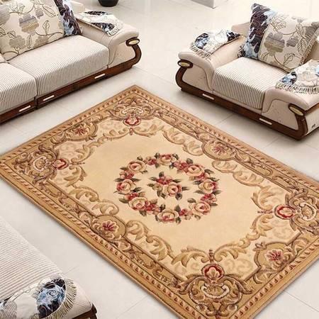 【仅限新乡地区销售】 欧陆茶几毯 1.6*2.3  地毯客厅时尚地毯客厅简约挂毯