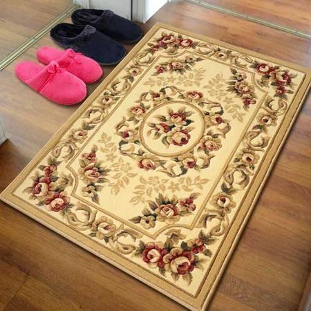 【仅限新乡地区销售】欧陆茶几毯0.8m*1.5m  地毯客厅时尚地毯客厅简约挂毯