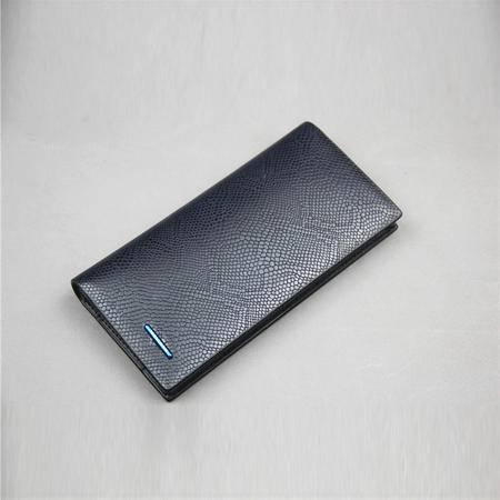 威臣盒装男款长钱包W8042C