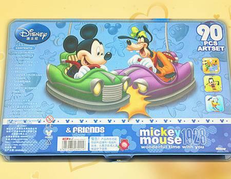 联众迪士尼90件美劳派套盒 DM6902-5