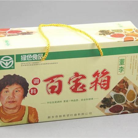 董李鸡精礼盒(鸡精40g*10袋+味精400g*2袋)