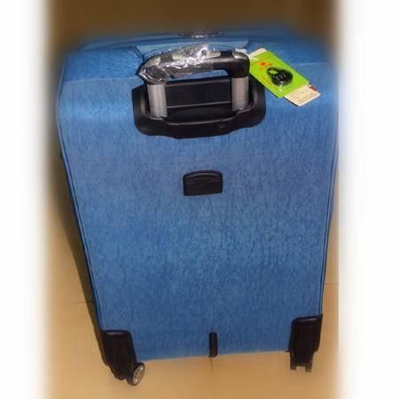 【仅限新乡地区销售】炬士奇帆布旅行箱20寸