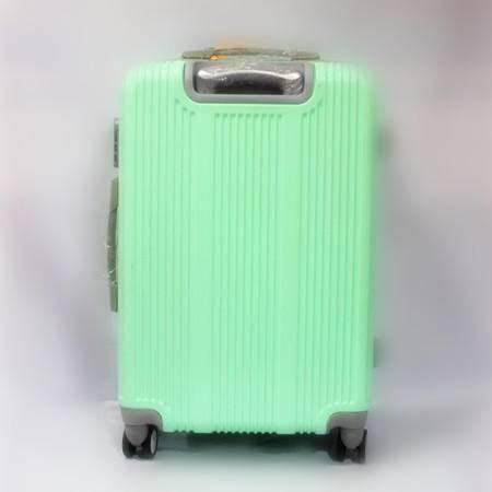 【仅限新乡地区销售】吉箱缘 PC拉链旅行箱 24寸