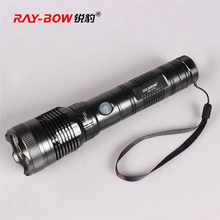 锐豹   高档经典大功率T6灯系列手电  RB-376