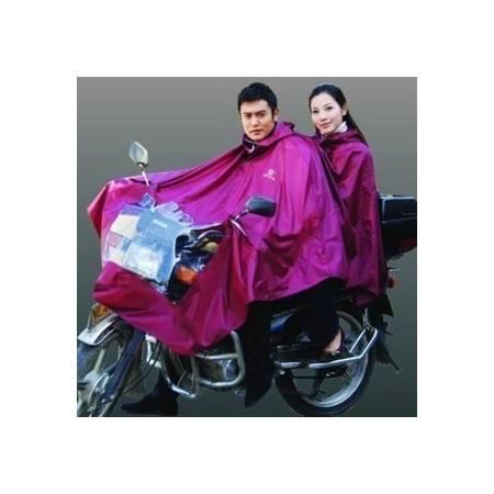 天堂伞N231双人摩托车电动车成人雨披 耐用舒适不妥层