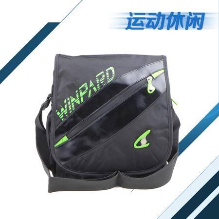 WINPARD/威豹/A3636 单肩包 竖款单背包斜挎包 男女包包时尚休闲运动包