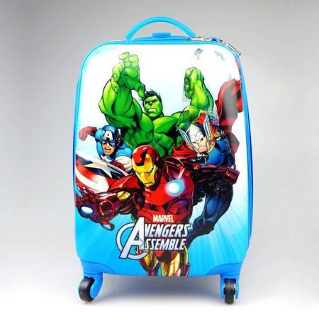 星程拉杆箱万向轮卡通学生行李箱登机箱男童女童学生书包